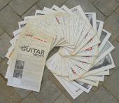 VINTAGE GUITAR NEWS Nr.: Z001